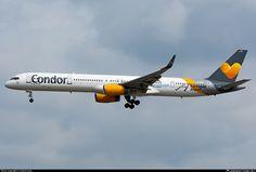D-ABOC Condor Boeing 757-330(WL)
