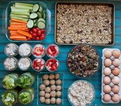 Healthy Eating Guidelines