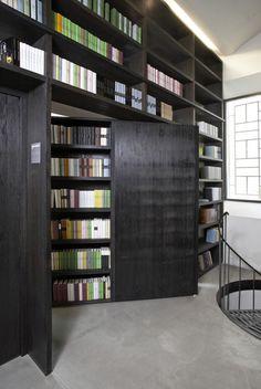 Franz Kafka Society Center | Steven Holl Architects