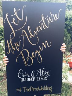 Hey, I found this really awesome Etsy listing at https://www.etsy.com/listing/200290599/custom-personalized-wedding-welcome-sign