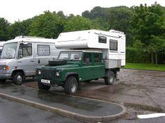 DSCN9896..HG53 OBL, Land Rover Defender 127'' Ranger Camper by ronnie.cameron2009, via Flickr