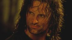 Aragorn son of Arathorn.  #Tolkien #LOTR