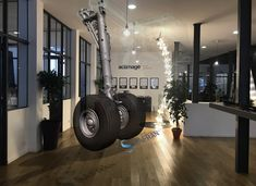 Project for Safran Landing Systems: Safran Landing Gear Visualizer #Hololens #MixedReality