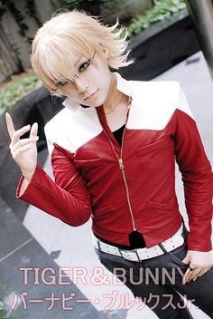 Crunchyroll - Feature: New Tiger & Bunny Cosplay Pics
