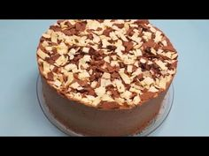 Tort profiterol fara coacere (si fara gelatina) in 30 de minute - simplu si delicios - YouTube Chocolate Recipes, Chocolate Cake, Profiterole, Utila, No Cook Desserts, Pastry Cake, Lidl, Ice Cream Recipes, Yummy Cakes