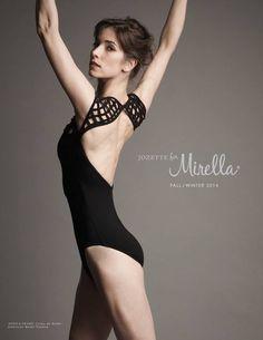 Amazing ballet leotard...love it!  Ballerina: Jessica Saund  #leotard #collant #ballet #class