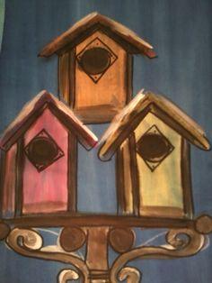 more bird houses