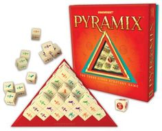 Pyramix - The Three-Sided Strategy Game