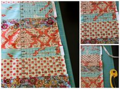 Fantastic beginner quilting how-to
