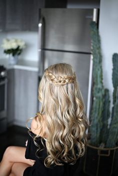 Braided Hairstyles for Summer - OliviaRink.com Hair goals!