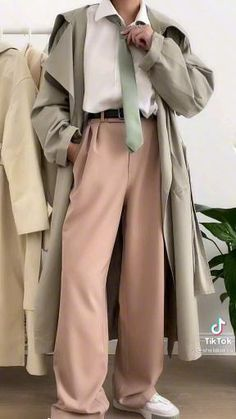 Classy Work Outfits, Trendy Fall Outfits, Teen Fashion Outfits, Cute Casual Outfits, Womens Fashion, Beautiful Suit, Korean Fashion, Street Wear, Babe