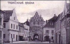 historická Třeboň 1. Czech Republic, Prague, Barcelona Cathedral, Places, Bohemia, Historia, Lugares
