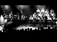 """Electro Deluxe Big Band """"California"""" Live In Paris - YouTube"""