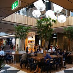 Westfield Carindale | Lighting Projects | Yellow Goat Design - Custom Lighting