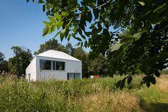 House VMVK by dmvA Architecten / Sint-Katelijne-Waver, Sint-Katelijne-Waver, Belgium