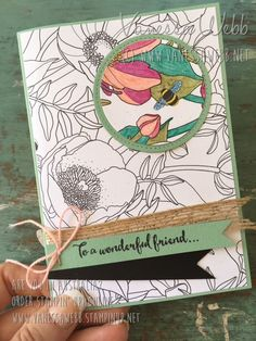 January Thailand Achievers Blog Hop « Vanessa Webb – Independent Stampin'Up! Demonstrator