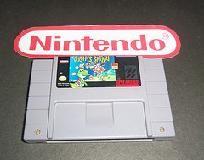 Yoshi's Safari Super Scope 6 Super Nintendo Game! Free Shipping!