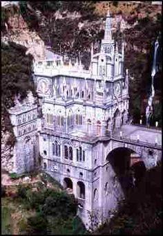 Santuario Las Lajas, Narino