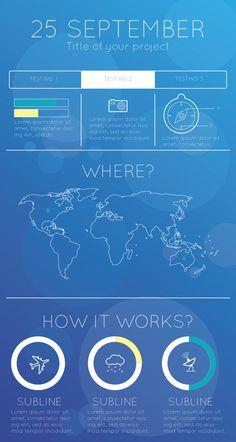New PRO IOS 7 theme | Easy #infographics app for non-designers | @Piktochart piktochart.com