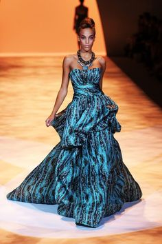 Christian Siriano. When I'm famous, he's designing my dress.