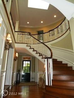Staircase railing - I would like to have this nice detail on my railings