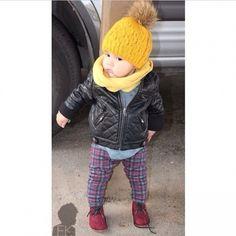 Fashion Kids, baby fall/winter fashion