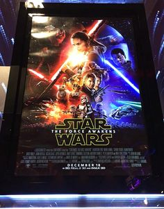 """""""Star Wars: The Force Awakens"""" - A Continuing Legacy of Sci-Fi Movies"""