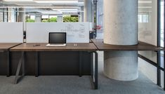 Neustar Column Workstation | MASHstudios