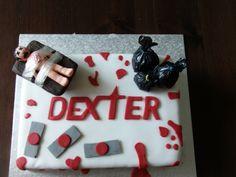 Dexter Cake....I kinda need this for my next birthday :)