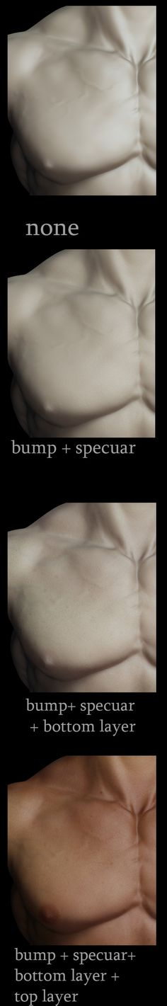 progress   http://www.zbrushcentral.com/showthread.php?57740-The-Human-Skin&p=441467&viewfull=1#post441467   // Tip