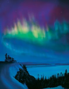 Northern Lights - Canada