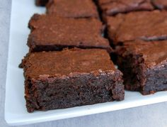 Nigel Slater's Very Good Brownies