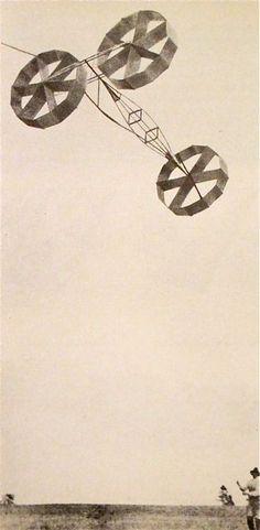 alexander graham bell kite design