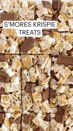 Yummy Snacks, Delicious Desserts, Yummy Food, Diy Snacks, Yummy Treats, Tasty, Fun Baking Recipes, Sweet Recipes, The Best Dessert Recipes