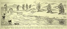 Home Defence Volunteers, Top Hats, Aristocrats, Submarines, WW1 Era Print, 1915