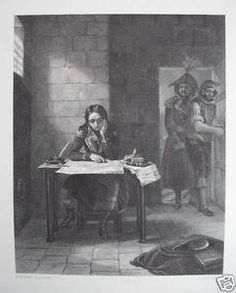Buy online, view images and see past prices for Edward Matthew Ward 1879 engraving Napoleon in the Prison of Nice, 1794 signed. Invaluable is the world's largest marketplace for art, antiques, and collectibles. Napoleon, Victorian Prison, Framed Words, Auction, The Originals, Gallery, Watercolour, Painting, Pen And Wash
