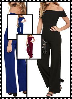 2d85b6f5e0 SUNNOW Femme Combinaison Sexy Dos Nu Casuel Romper Combinaison