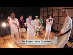 Watch as our talented samba drummers perform the classic call and response technique. Call And Response, Drummers, Samba, Troops, Dancers, Rio, Acting, Take That, Events