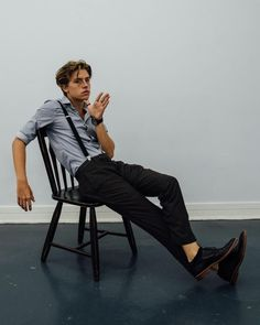 Cole Sprouse grew up nicely ;)