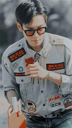t.o.p bigbang choi seunghyun Daesung, Vip Bigbang, Exo Minseok, Luhan, Yg Entertainment, Girls Generation, Bigbang Wallpapers, Big Bang Kpop, Gd & Top