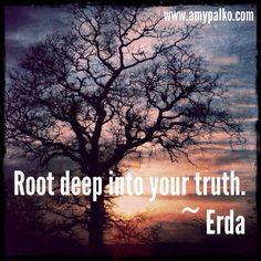 Erda 9:3:13 http://www.amypalko.com/project/goddess-guidance/