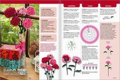 Fiori all'uncinetto, schemi gratuiti /Free crochet flowers patterns