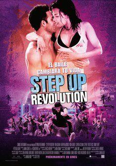 """Tráiler de """"Step Up: revolution"""". Información, sinópsis y ficha técnica de la película #movies #film"""