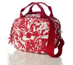 Kipling Palmbeach Toiletry & Cosmetic Bag with Mirror