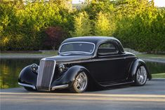 1935 FORD 3-WINDOW COUPE - Barrett-Jackson Auction Company