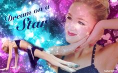 """Dance Moms edit by hahaH0ll13 of Chloe Lukasiak's solo """"Dream on a Star"""". Please give me credit for these edits. If you want any special edits or collages just leave me a comment!! I love doing them!!:)"""