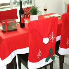 SV 30 Santa Claus Red 1 table Cover For Christmas Dinner Party Table Decoration Christmas Party Table, Cute Christmas Decorations, Dinner Party Table, Xmas Dinner, Christmas Table Cloth, Party Table Decorations, Xmas Party, Merry Christmas, Christmas Mood