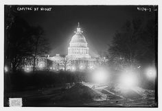 Capitol at night (LOC) | Flickr - Photo Sharing!