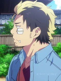 Ryuji Suguro Needs More Love Ao No Exorcist, Blue Exorcist Bon, Blue Exorcist Anime, Kyoto, Anime Guys, Manga Anime, Guess The Anime, Manhwa, My Hero Academia Episodes