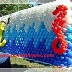 RMS Balloon Wall